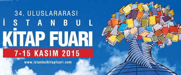 TÜYAP Fuar ve Kongre Merkezi-Büyükçekmece'de düzenlenecek 34. Uluslararası İstanbul Kitap Fuarı 7 - 15 Kasım 2015 tarihleri arasında kitapseverlerle buluşuyor.