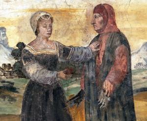 Petrarca ve Laura