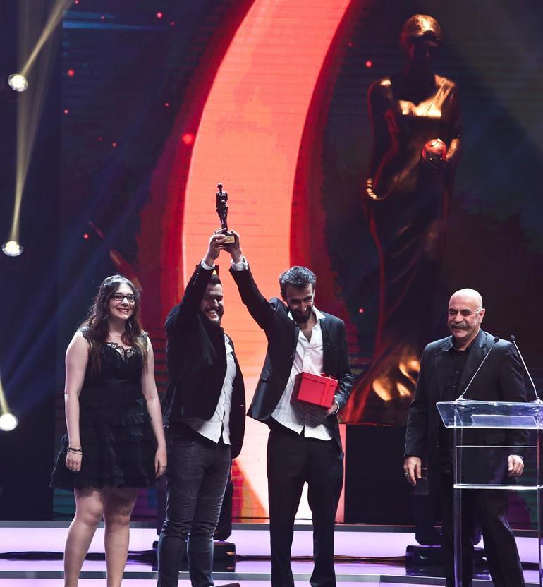 Altın Portakal Ödülleri sahiplerini buldu.