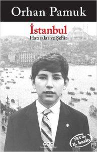"""Orhan Pamuk """"İstanbul - Hatıralar ve Şehir"""""""
