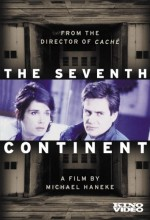 Michael Haneke'nin Yedinci Kıta adlı filmi yönetmenin aynı zamanda ilk filmidir.