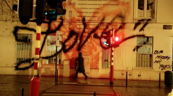Kidult'tan bir grafiti