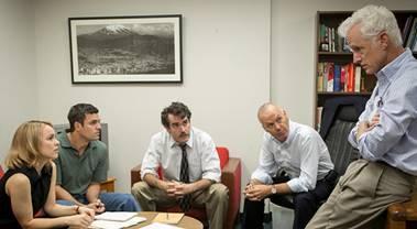 "2016 Oscar En İyi Filmi ""Spotlight"" oldu."