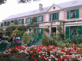 Monet'in evi