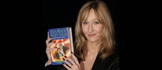 Joanne Kathleen Rowling ve Harry Potter