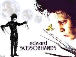 Edward Scissorhands -Makas Eller