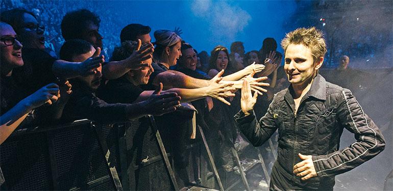 Muse grubunun ilk albümü Mucle Museum'dur.
