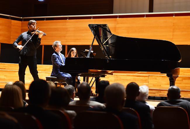30. Uluslararası İzmir Festivali, 25 Haziran'da Efes Antik Tiyatro'daki Viyana Senfoni Orkestrası konseriyle sona erecek.