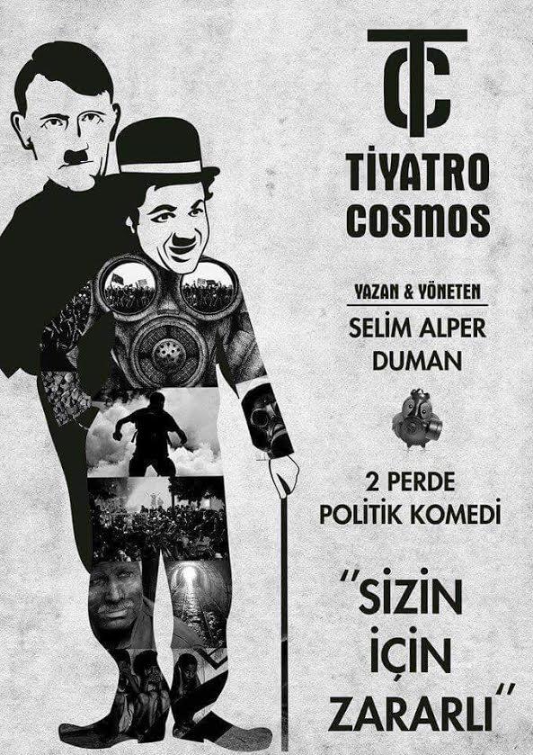 Tiyatro Cosmos: Sizin İçin Zararlı