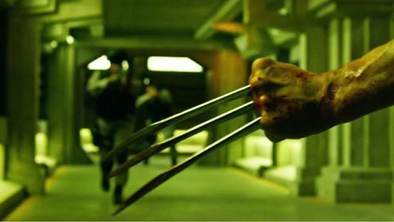 X-Men'in Apocalypse'le savaş sahnesi.