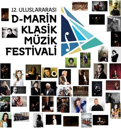 12. Uluslararası D-Marin Klasik Müzik Festivali Sanatçıları