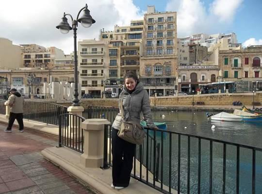 """İnci Demirbağ """"Malta Gezisi"""""""