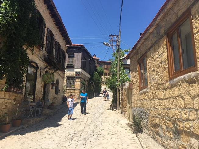 Küçükkuyu Yeşilyurt Köyü