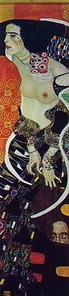"Gustav Klimt ""Judith - Salome"""