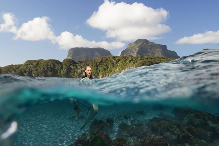 Deniz Korku Filmi: Karanlık Sular.