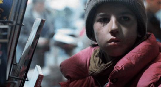 Sokak Çocuğunun Balmumu Heykeli