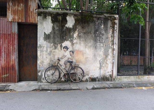 Saklı Sanat Adası, PENANG