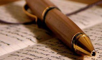 Düşünceden Yazıya