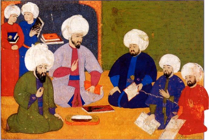 Osmanlı 1. - 15. YY Kültür Sanat Eserleri