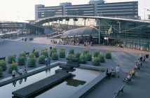 Sudan Çıkmış Balık - Amsterdam Airport