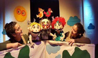 Tiyatro Gülgeç'ten Çocuklar İçin Kukla Tiyatrosu Şubat Ayı Programı