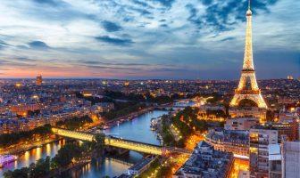 Paris, İrem'in Sevdiği Bir Şehirdi Yalnızca