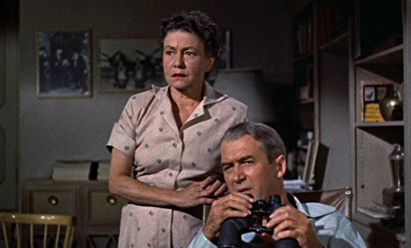 "Alfred Hitchcock ""Rear Window"