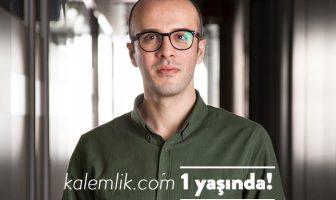 Kalemlik.com 1 Yaşında!