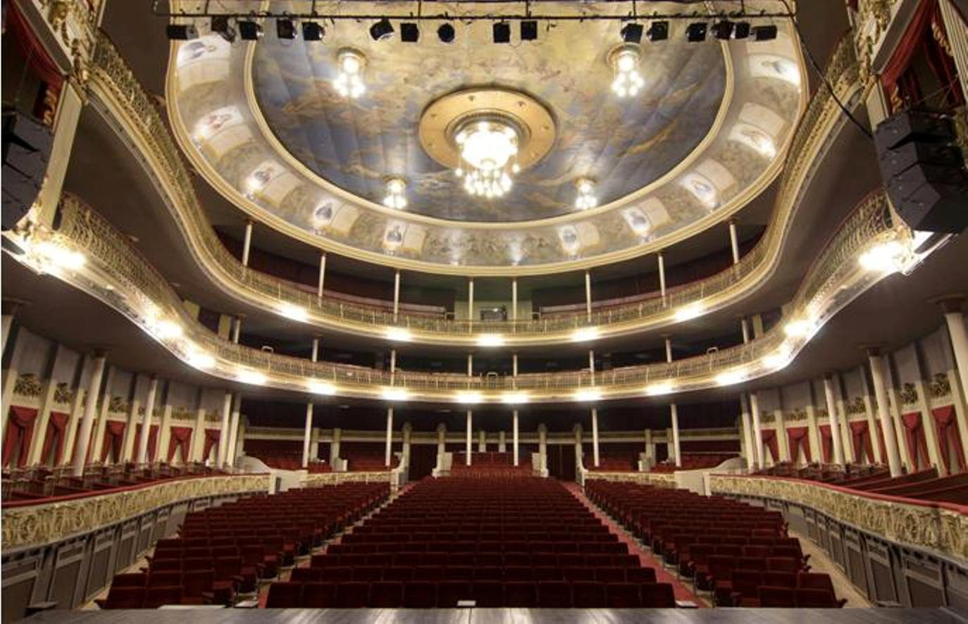 Arjantin, Buenos Aires Teatro Coliseo (Coliseo Tiyatrosu)