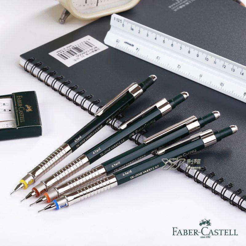 Faber-Castell versatil kalemleri kesintisiz yazım imkanı sunmakta.