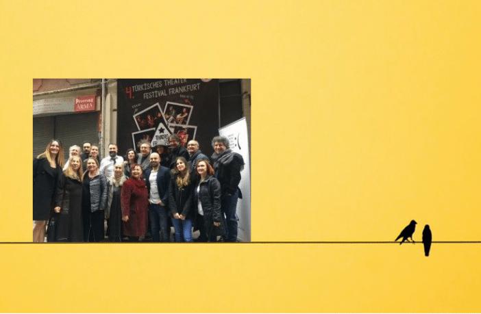 Sevgili Ayla Algan'la Kültürel Bir Yolculuğun Sanatsal Adımları...