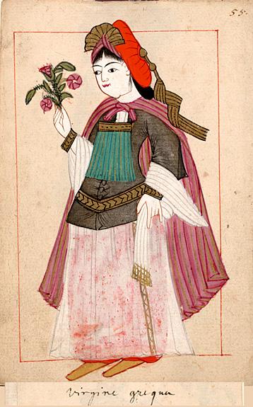 Kıyafetnâmeler Divan edebiyatında rağbet gören bir türdür.