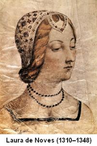 Laura de Noves (1310 - 1348)
