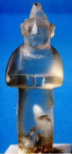 Tanrı heykelciği