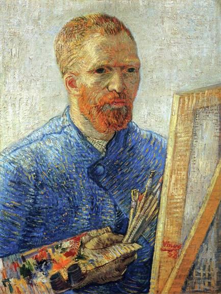 Vincent Van Gogh - Portre