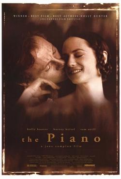 1993, Jane Campion – The Piano