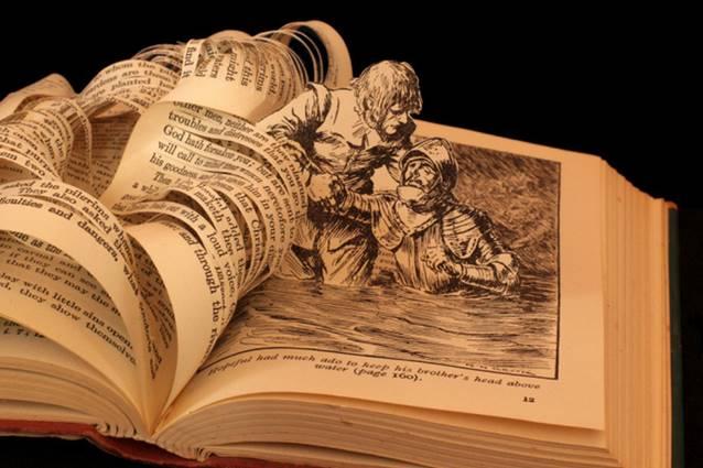 Edebiyatla Uğraşmak Yaşamanın Altını Çizmektir.