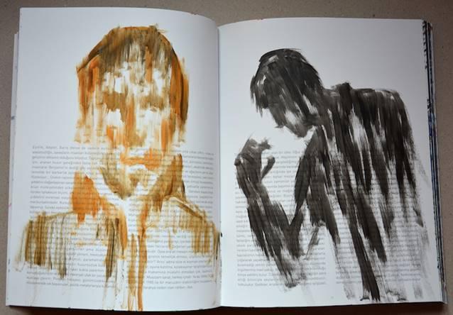 Faruk Kutlu- M. Ata kataloğundan dönüştürülen kitap (22x29 cm-117 resim)