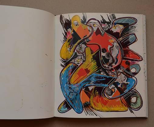 Faruk Kutlu- Sanatçı kataloğundan dönüştürülen kitap (23x25 cm-102 resim)