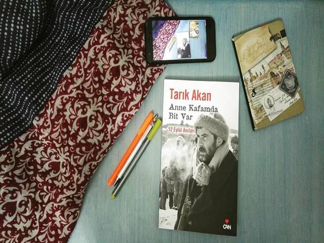 Tarık Akan'ın Kaleminden Tutukluluk Süreci; Anne Kafamda Bit Var