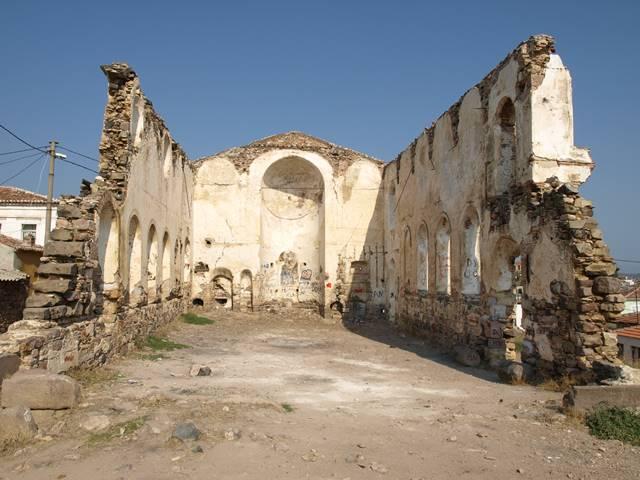Panaya (Meryem Ana) Kilisesi, Cunda Adası.