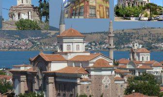 Ayvalık'ta Tarihi Miras