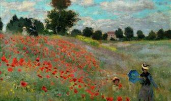 Claude Monet'nin Eserleri Bize Ne Gösterir?