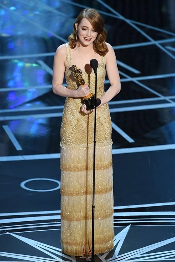 En İyi Kadın Oyuncu – Emma Stone (La La Land)
