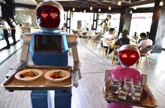 Aşçı Robotlar