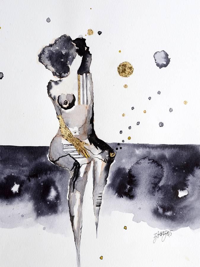 İsimsiz No.3 by Zeynep Sakız