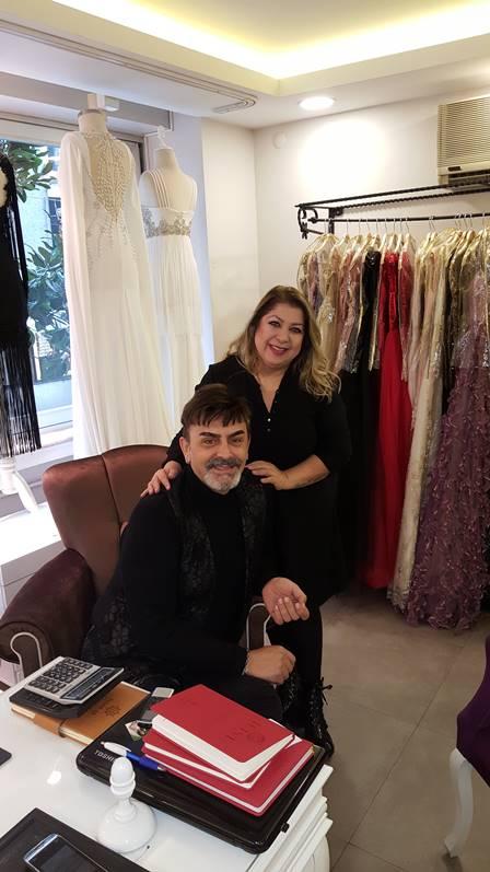 Ünlü Modacı Muammer Ketenci ile Röportaj