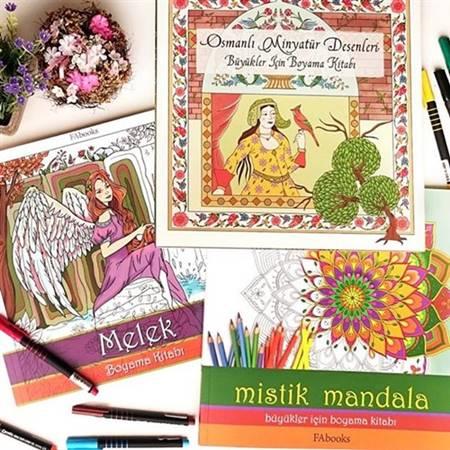 Fabooks Mandala Kitapları