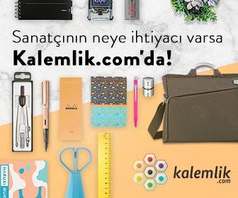 Sanatçı Dostu Kalemlik.com