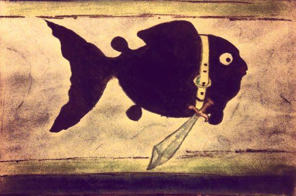 Çınaraltı Öyküleri / Sevdalı Balığın Vedası